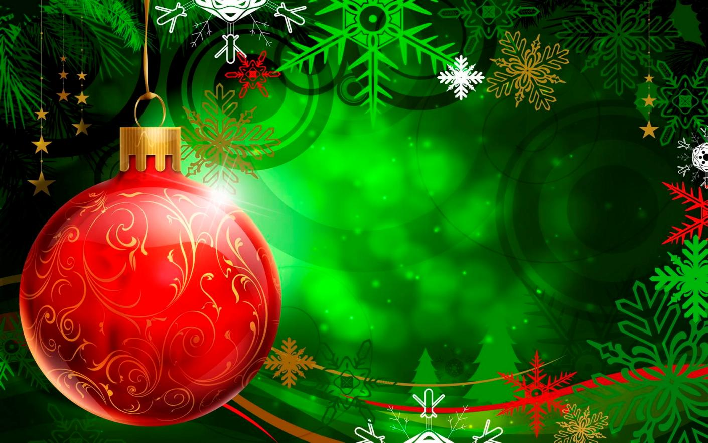 Christmas desktop background 7357 the wondrous pics