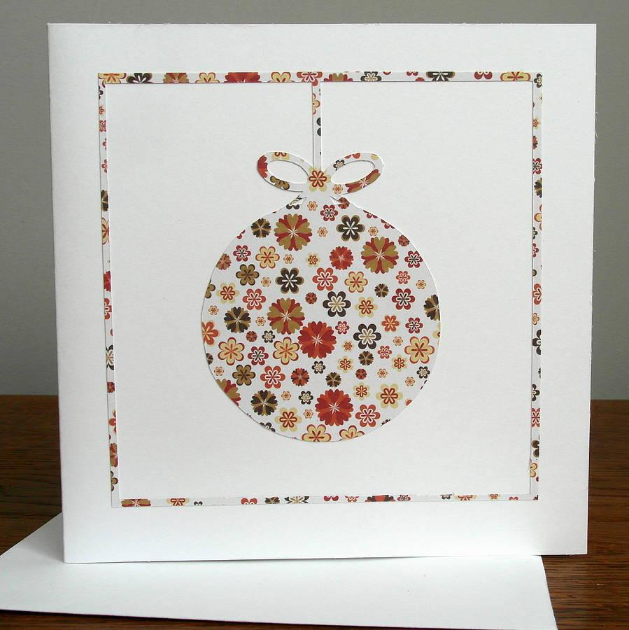 Original Christmas Handmade Cards 7486 The Wondrous Pics