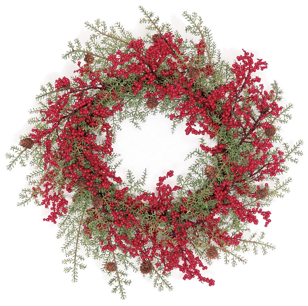 Fabulous swedishchristmaswreath 630 x 624 · 455 kB · jpeg