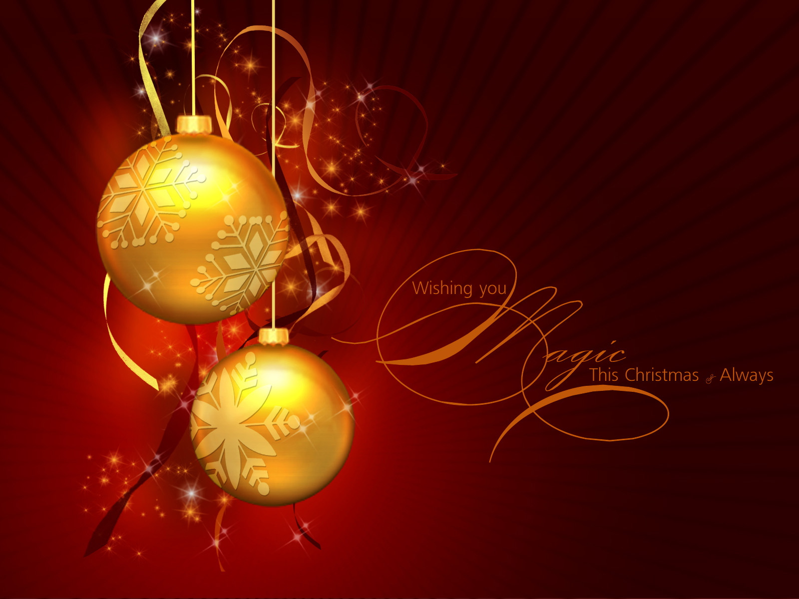 Wishing merry christmas wallpaper 7509 The Wondrous Pics