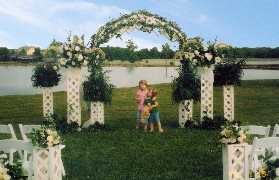 Outdoor Wedding Decoration Ideas 13