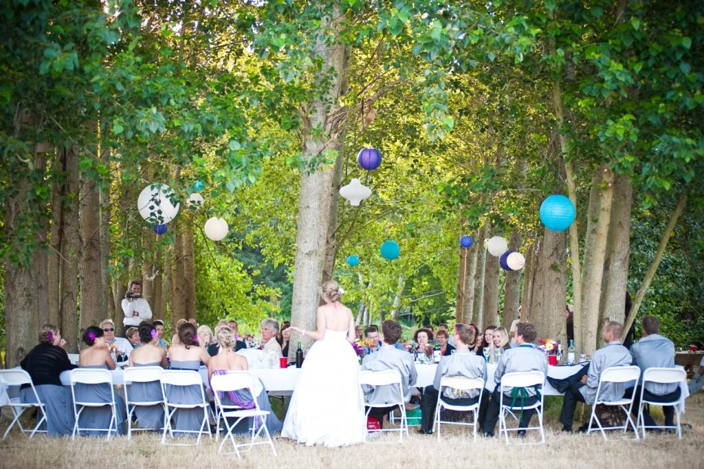 Wedding accessories ideas for Outdoor wedding decorating ideas