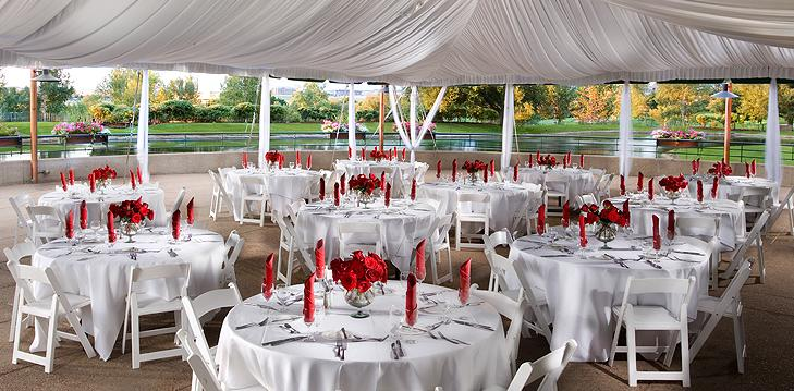 Outdoor wedding decoration ideas 16 8031 the for Wedding venue decoration ideas pictures
