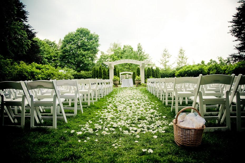 Garden Wedding Decorations