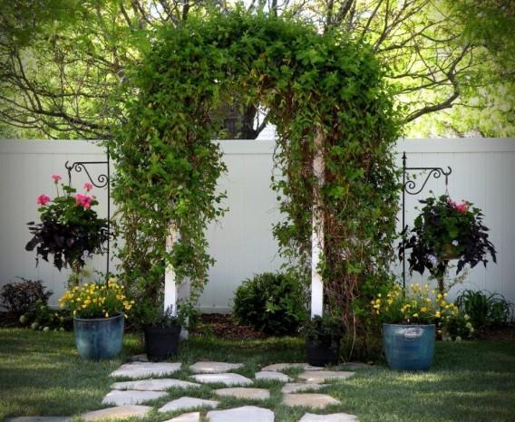 Outdoor wedding venue decoration ideas the wondrous pics for Wedding venue decoration ideas