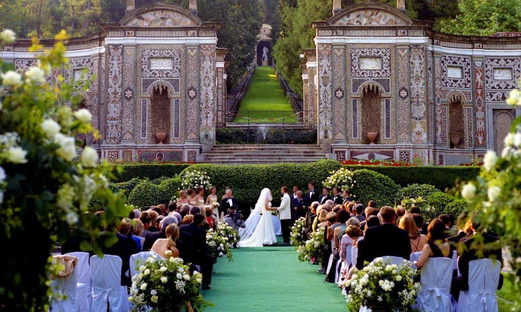 Outdoor wedding decoration ideas 6 8021 the wondrous for Wedding venue decoration ideas