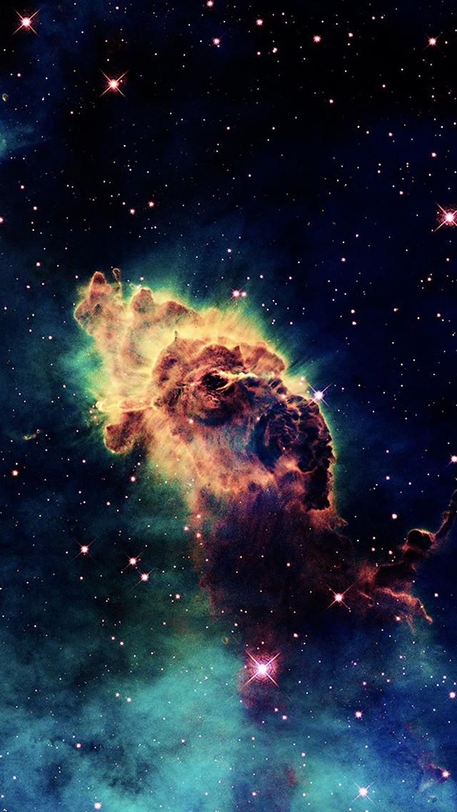 Pillars of creation eagle iphone 5 wallpaper 8508 the - Pillars of creation wallpaper ...