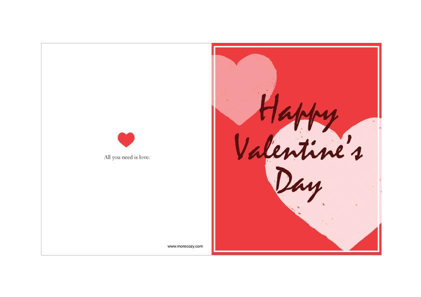 adrisaurus valentine's day cards - valentines day card 3 8321 The Wondrous Pics