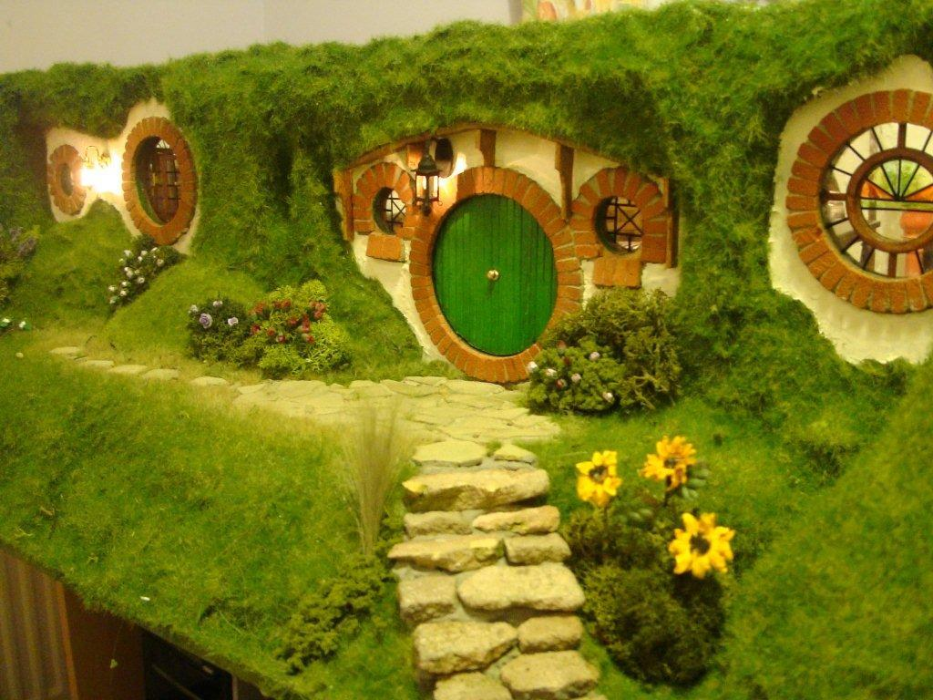 Amazing Hobbit House Pictures - The Wondrous Pics