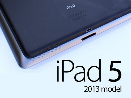 iPad 5 – Leaked Photos