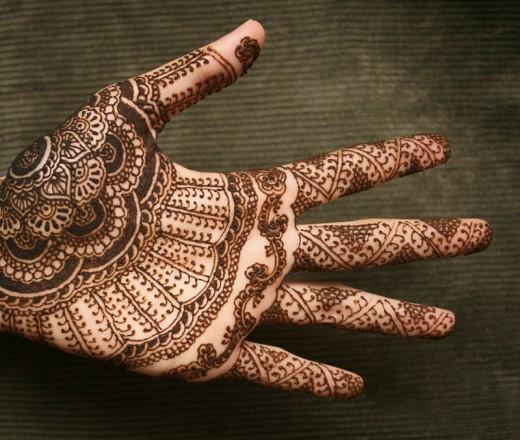 Henna Mehndi Designs For Eid ul Fitr 2013