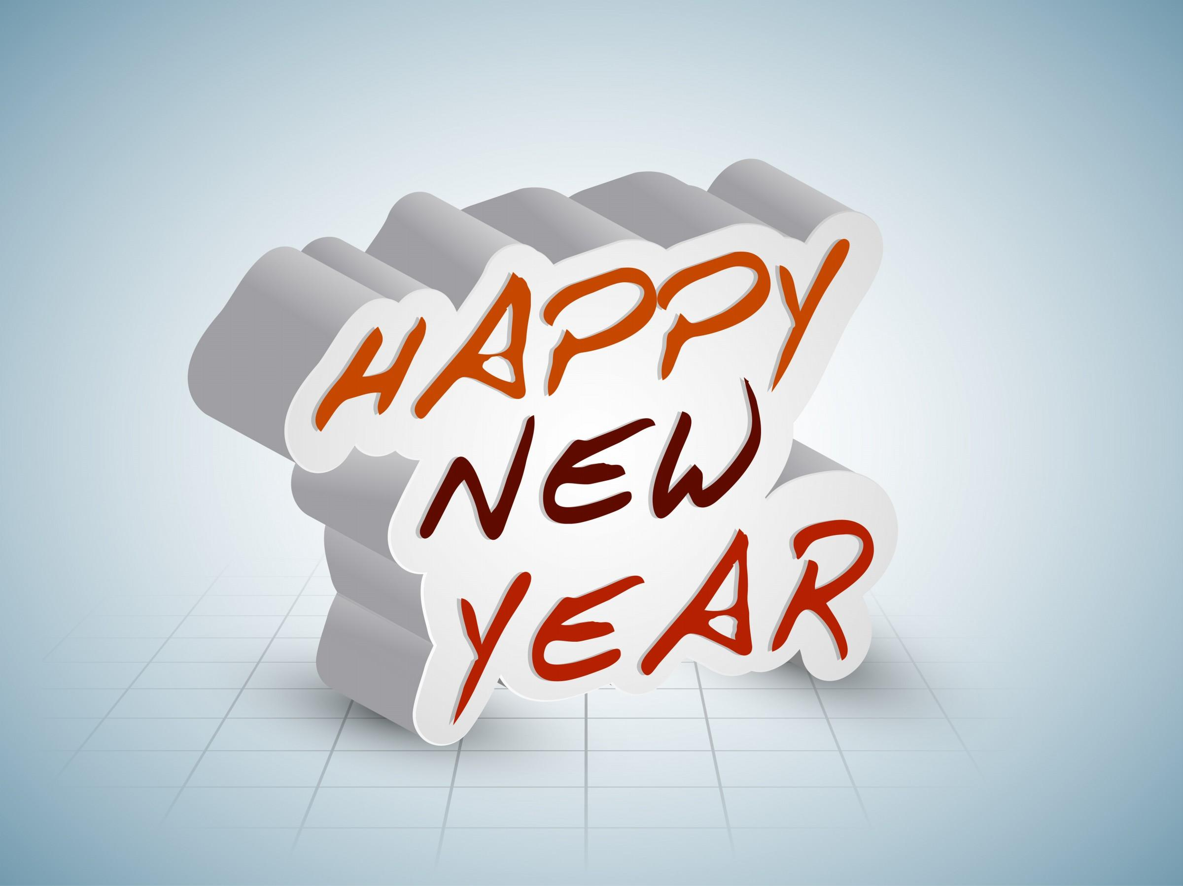 Happy New Year 2014 – Greeting Cards and Messages