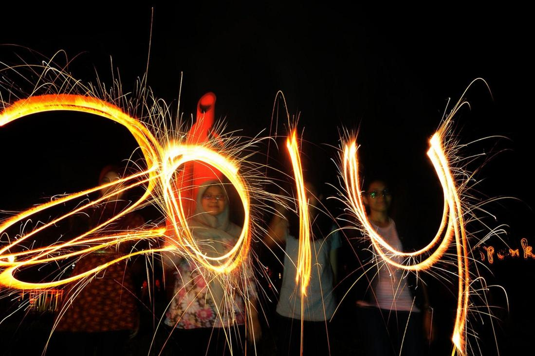Happy New Year's Eve – The Best Pictures around the World