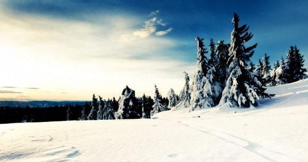 Beautiful winter facebook covers
