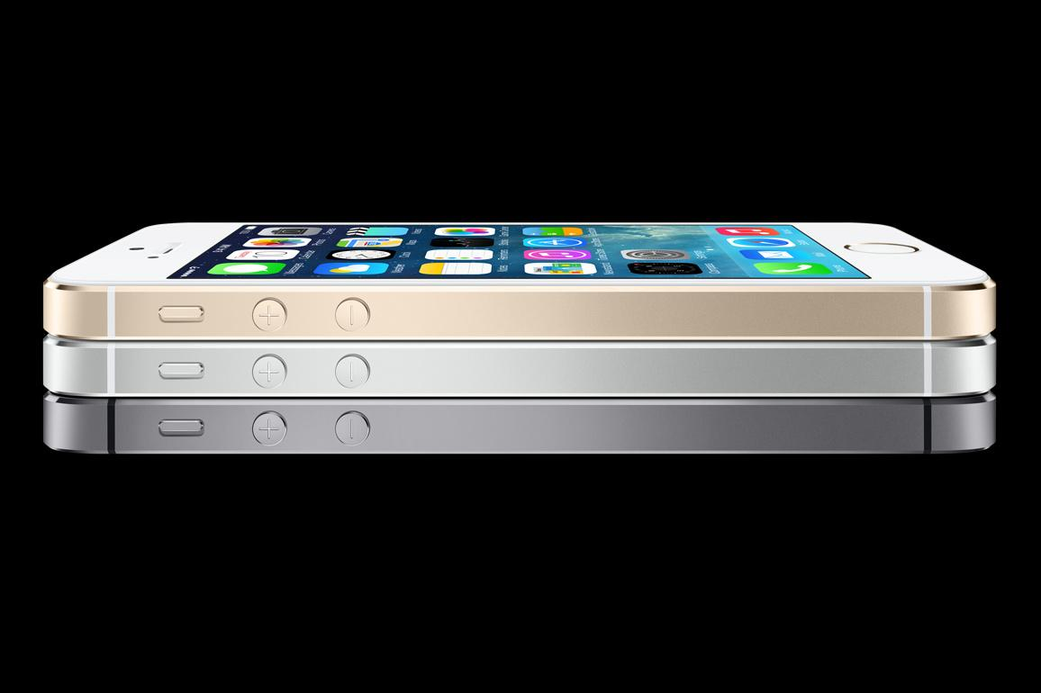 iPhone 5s Photos and Specs