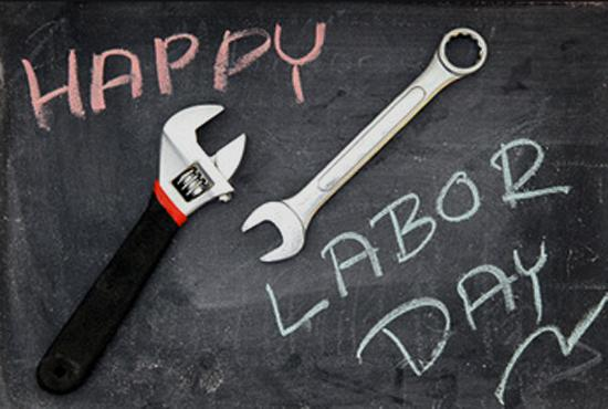 Happy Labour Day 2014