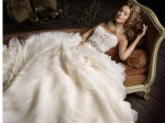 lazaro-bridal-organza-wave-ball-gown-lace-jeweled-ribbon-belt-natural-waist-circular-skirt-chapel-train