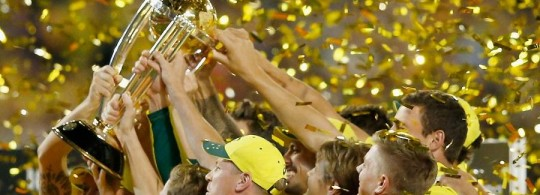 Australia – Champion of Cricket World Cup 2015
