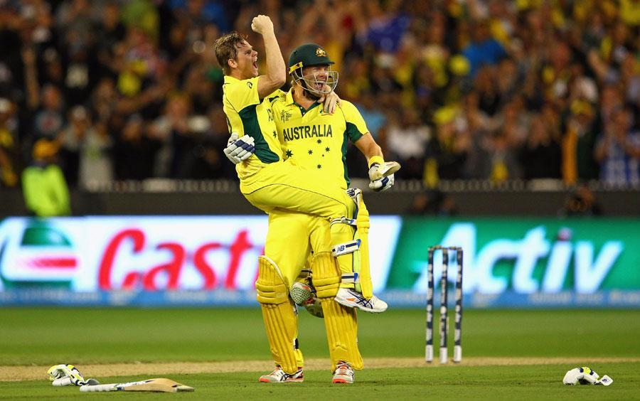 Australia cricket champ