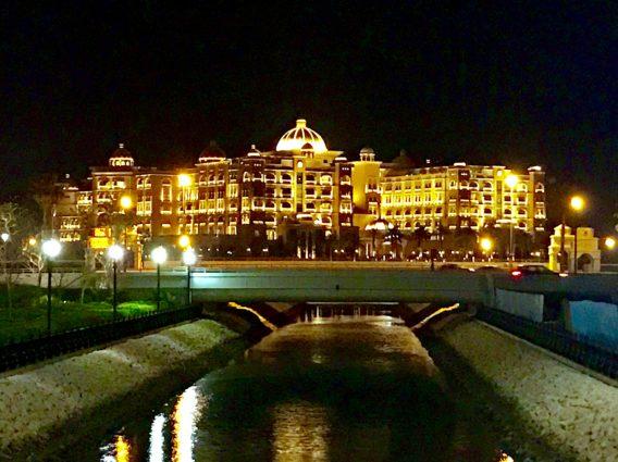 Kempinski Hotel in Pearl Qatar